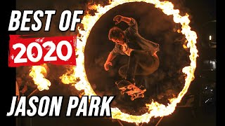 Jason Park | Best Skateboarding Tricks of 2020