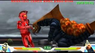 【Ultraman Fighting Evolution 0】【Ultraman Ace Story Mode】【Hard】【BGM+OST】