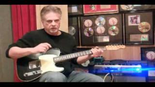 Pete Anderson Demos his 1959 Fender Esquire