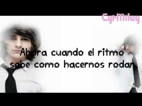 Let it go - Mitchel Musso (feat Tiffany Thornton) - Traducida al español