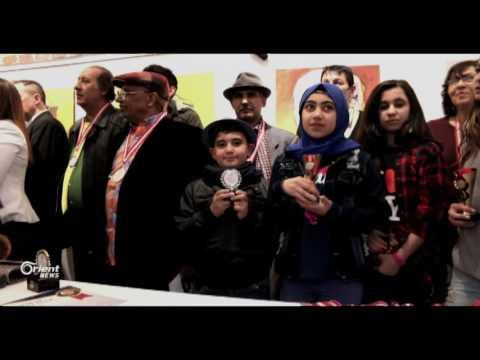 أطفال سوريون يشاركون في ملتقى فيينا الدولي للثقافة والفنون  - 17:20-2017 / 5 / 26