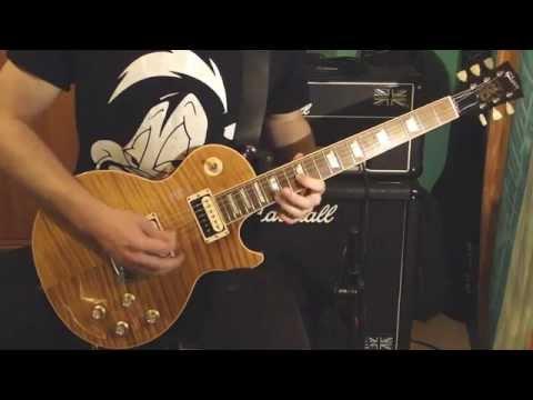 Guns N&#39 Roses - Sweet Child O&#39 Mine ( FULL guitar cover ) HD