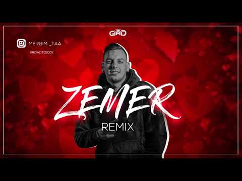 DJ Gimi-O x Arber Rahimi - ZEMER [Albanian Remix]