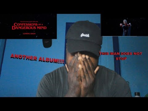 Logic – Confessions of a Dangerous Mind | Reaction/Review