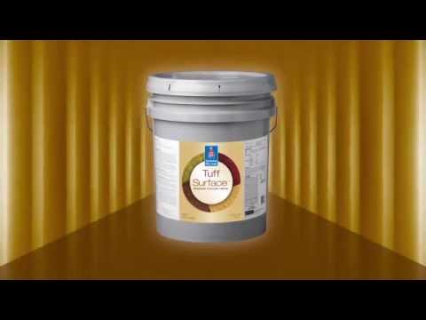Tuff surface premium texture finish sherwin williams - Sherwin williams exterior textured paint ...