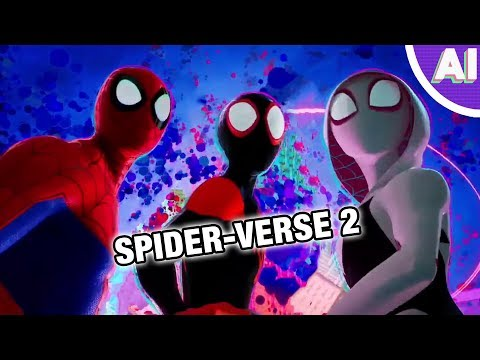 What To Expect from Spider-Man Into the Spider-Verse 2! (Animation Investigation)