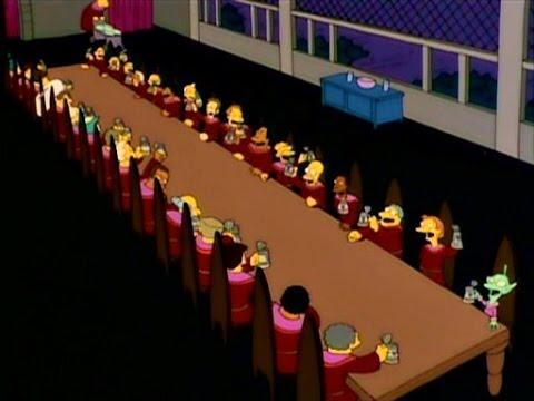 The Simpsons Lyrics