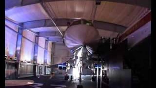 Concorde F-BTSD : descente de nez