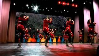 Осетинский национальный ансамбль АЛАН - Гандаган(, 2012-05-28T00:43:02.000Z)