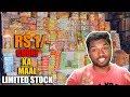 Starting Rs 1 Sky Shot Diwali Crackers Home Delivery | VLOG² 6