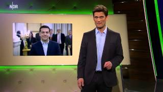 Christian Ehring zur neuen Regierung in Griechenland