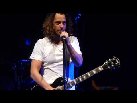 Soundgarden - Chris Talking About Tower Theatre Tower/Loud Love (Upper Darby,Pa) 1.19.13