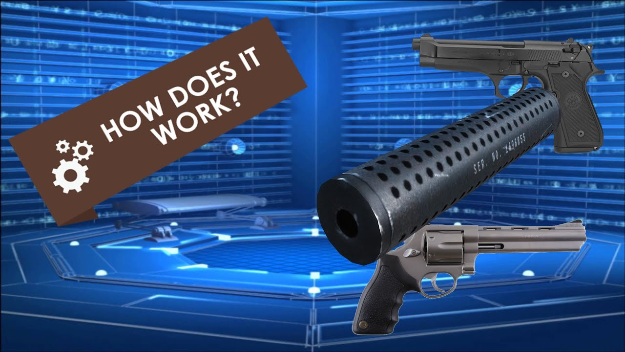 How Do Gun Silencers Work