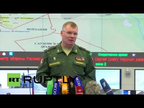 Russia: Militants cleared from area that Russian pilot was killed - Defence Ministry