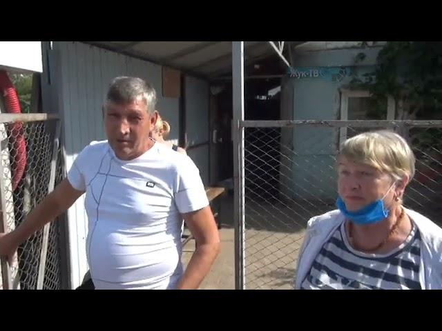 Министр имущественных отношений Моск. обл. встретился с жителями СНТ