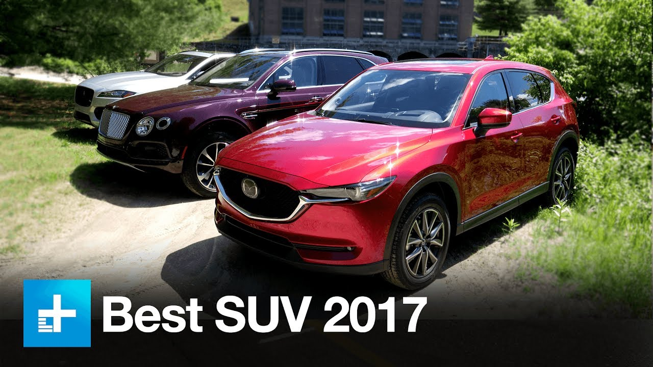 Digital Trends SUV/CUV of the Year 2017 – Mazda CX-5