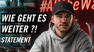 MY MOTORSPORT FUTURE | Statement | Daniel Abt