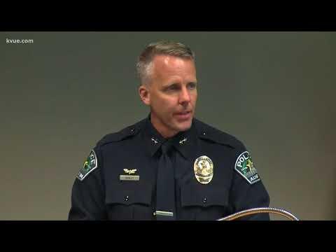 Austin Interim Police Chief Brian Manley's 1-year anniversary