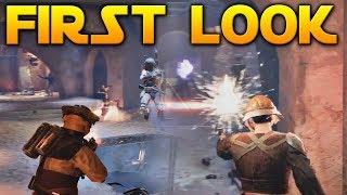 NEWS UPDATE: First Look at Boushh & Lando Skin, More Legendary Skins & Hero Changes - Battlefront 2