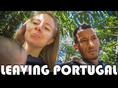 WE ARE LEAVING PORTUGAL - FAMILY VLOGGERS DAILY VLOG