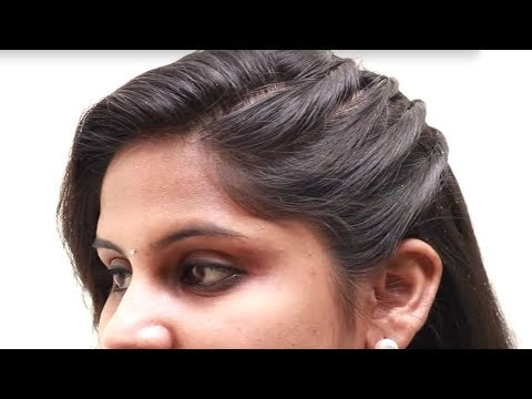 7 Quick and easy Hairstyles 2019 | Heatless Hairstyle || 1 minute hairstyle | hairstyles