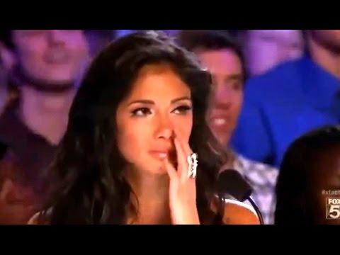 L'audition le plus émouvant pour 'X Factor' - son talent de chanter est incroyable