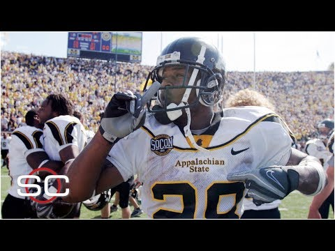 when-appalachian-state-football-stunned-michigan-in-2007-|-sportscenter-|-espn-archives