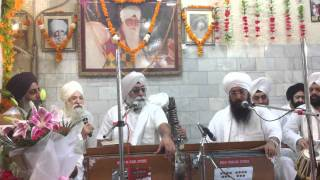 KIRTAN BY GURBACHAN SINGH JI LALI AT BAKSHISH DARBAR