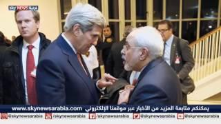 إيران تهدد بفتح الملف النووي