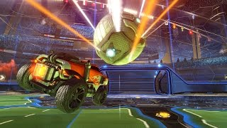 SOY SUPERMAN!!! - Rocket League PS4