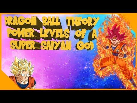 Dragon Ball Power Scaling Logarithm Theory Explaining Super Saiyan God