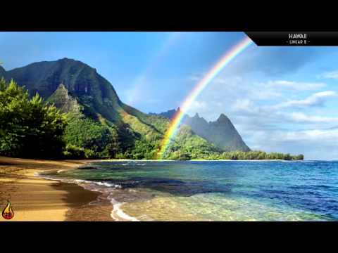 HD 1 Hour Chill Tropical Island Music   Hawaii   Linear B