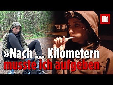 100 Kilometer durch Deutschland in 24 Stunden  – ZU FUß!!!  | Megamarsch