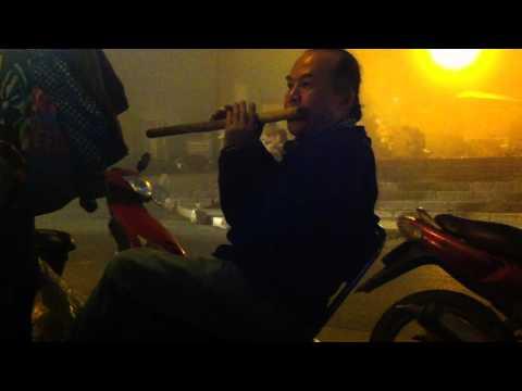 Hmong Flute on Sapa Viet Nam