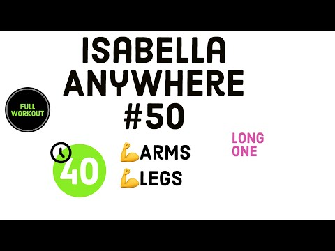 Isabella Anywhere #50 (Th 5.14.20)