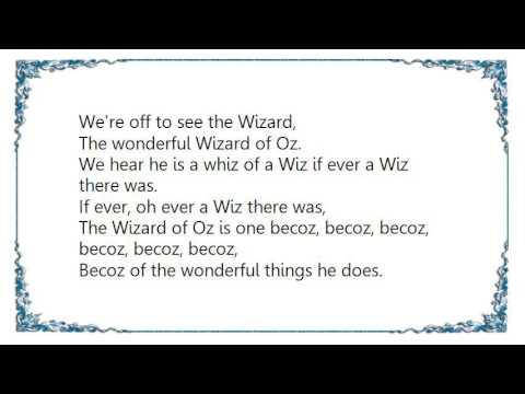 Where Of To See The Wizard Lyrics But Bloqueo Para Whatsapp