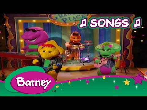 Barney - What is Your Favorite Genre of Music?