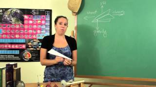 What Factors Affect the Flight of a Paper Airplane? : Science & Math