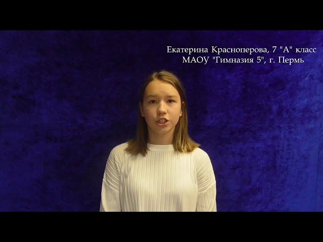 Изображение предпросмотра прочтения – ЕкатеринаКрасноперова читает произведение «Прошло пять лет, и залечила раны» А.А.Ахматовой
