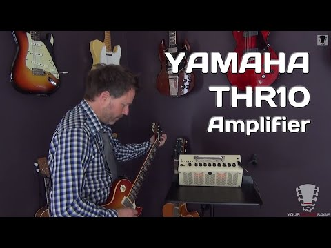 Yamaha THR10 Amplifier Review and Unboxing