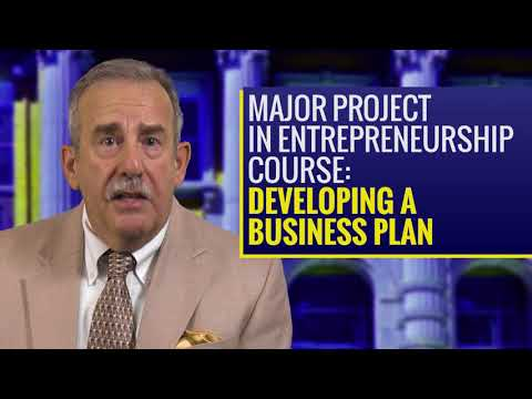 SOSU Says | The Business Plan is the Blueprint for Entrepreneurship
