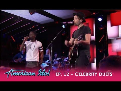 "Ron Bultongez & Banners Sing 'American Idol' Theme Song ""Someone"" | American Idol 2018"