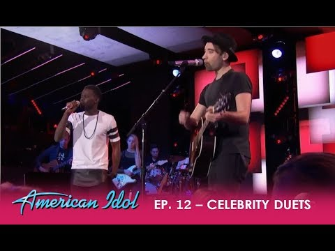 "Ron Bultongez & Banners Sing 'American Idol' Theme Song ""Someone"" 