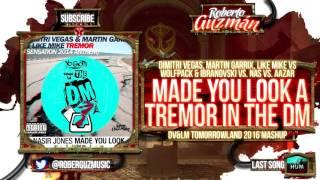 Dimitri Vegas, M.Garrix, Like Mike vs. Y.Gotti vs. Nas - Made U Look A Tremor In The DM (DV&LM Edit)