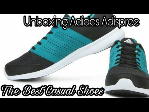 unboxing adidas neuesten schuhe (adispree) youtube