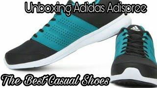 Unboxing Adidas latest shoes (Adispree)
