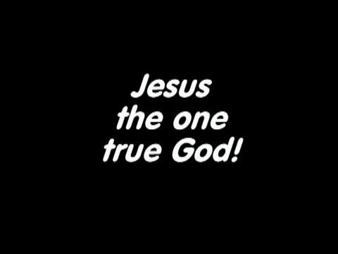 Mark Harris - One True God Lyrics
