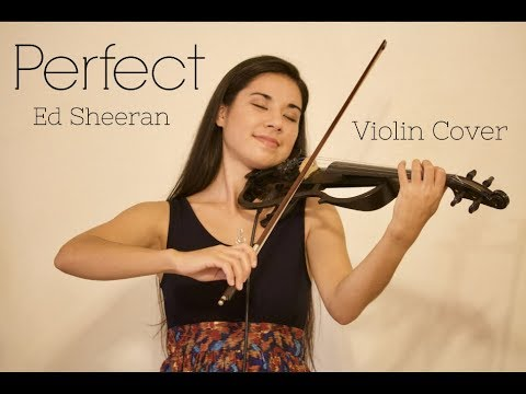 Perfect - Ed Sheeran (Violin Cover By Kimberly Hope)
