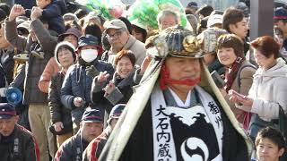 平成30年12月14日 13時55分 兵庫県赤穂市で開催された赤穂義...