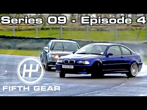 Fifth Gear: Series 9 - Episode 4